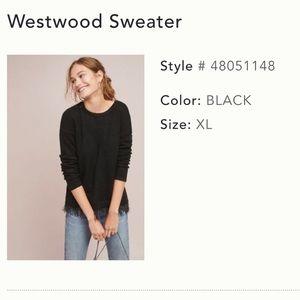 Anthropologie Moth Westwood Sweater
